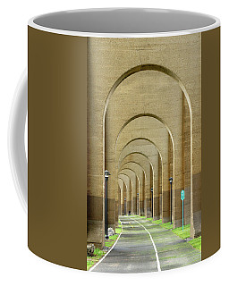 Beneath The Hellgate Coffee Mug