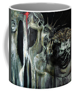 Beneath The Mask Coffee Mug