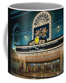 Benedum Center Coffee Mug