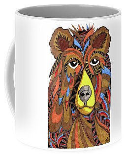 Benjamin Bear Coffee Mug