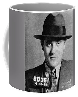 Coffee Mug featuring the photograph Benjamin Bugsy Siegel by Granger