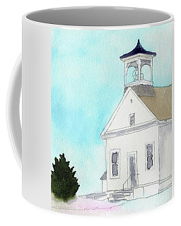 Bennington No. 4 School Coffee Mug by R Kyllo