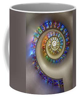 Bent Toward The Divine Coffee Mug