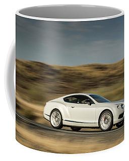 Bentley Continental Gt V8 Coffee Mug