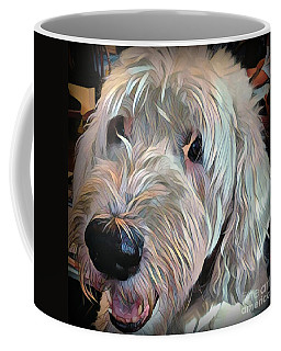 Coffee Mug featuring the photograph Bentley by Jodie Marie Anne Richardson Traugott          aka jm-ART
