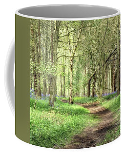 Bentley Woods, Warwickshire #landscape Coffee Mug