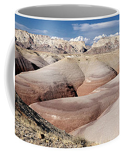 Bentonite Mounds Coffee Mug