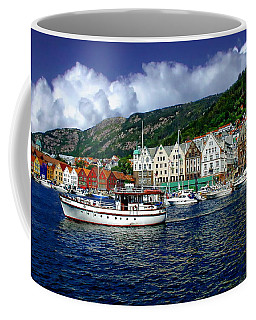 Bergen - Norway Coffee Mug