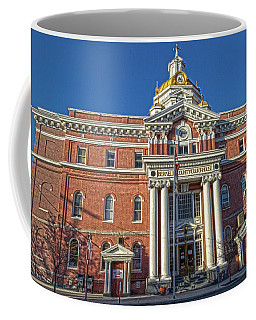 Berkeley County Courthouse Coffee Mug