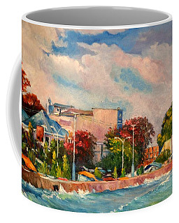 Berlin Wall Coffee Mug