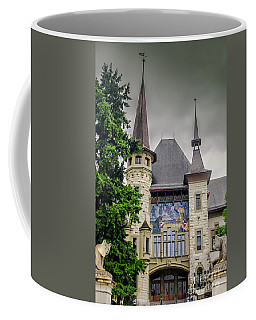 Berne Historical Museum Coffee Mug by Michelle Meenawong