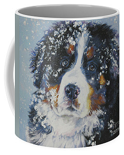 Bernese Mountain Dog Puppy Coffee Mug