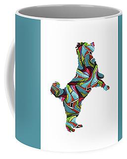 Bernese Mountain Dog Spirit Glass Coffee Mug