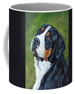 Bernie Coffee Mug