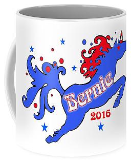 Bernie's Unicorn 2016 Coffee Mug