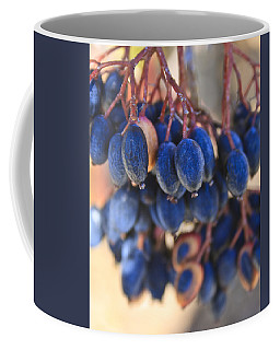 Berries Blue Too Coffee Mug