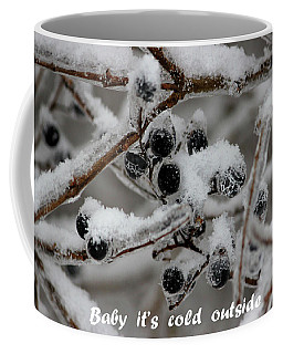 Berry Cold Coffee Mug