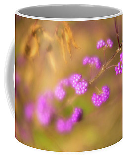 Coffee Mug featuring the photograph Berry Soft by Brian Hale
