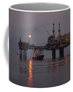 Beryl Alpha Coffee Mug