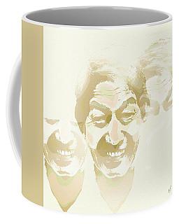 Beside Himself Coffee Mug