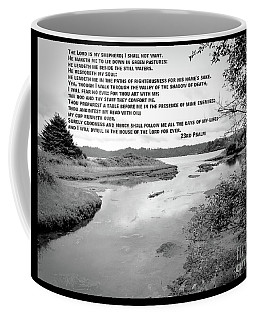 Beside Still Waters Coffee Mug