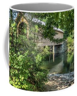Beside The Bridge Coffee Mug