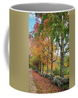 Beside The Road Coffee Mug