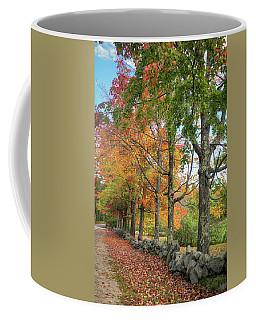 Beside The Road Coffee Mug