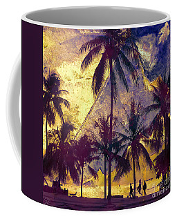Beside The Sea Coffee Mug