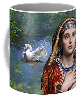 Beside The Swan Coffee Mug