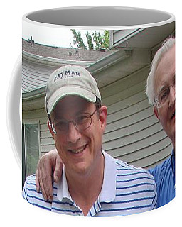 Coffee Mug featuring the photograph Best Buds by Margaret Bobb