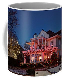 Best Christmas Lights Lake Of The Isles Minneapolis II Coffee Mug