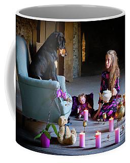 Best Firends Teaparty In The Barn Coffee Mug