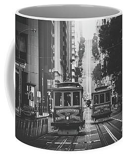 Best Of San Francisco Coffee Mug by JR Photography