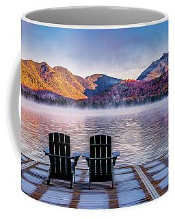 Best Seats In The Adirondacks Coffee Mug