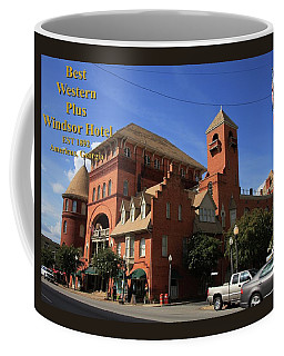 Best Western Plus Windsor Hotel -2 Coffee Mug