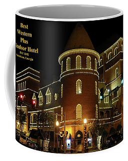Best Western Plus Windsor Hotel - Christmas Coffee Mug