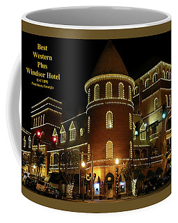 Best Western Plus Windsor Hotel - Christmas Coffee Mug