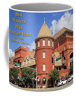 Best Western Plus Windsor Hotel Coffee Mug