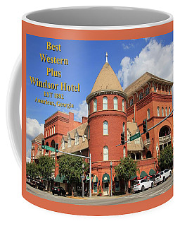 Best Western Plus Windsor Hotel Coffee Mug
