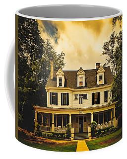 Beta Theta Pi Fraternity House - University Of Georgia Coffee Mug