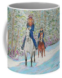 Beth And Nancy  Coffee Mug by Rae  Smith  PAC