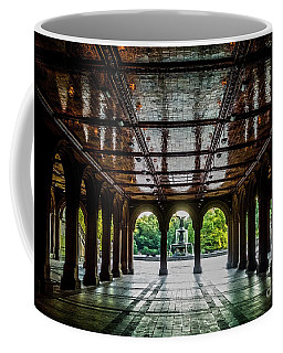 Bethesda Terrace Arcade 2 Coffee Mug