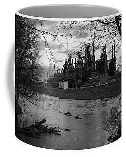 Bethlehem Steel Bw Coffee Mug