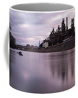 Bethlehem Steel Sunset Coffee Mug