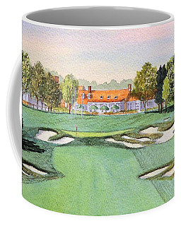 Bethpage State Park Golf Course 18th Hole Coffee Mug