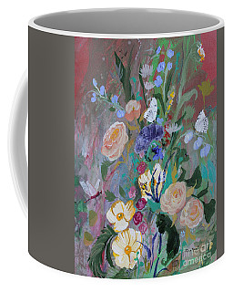 Betrothed Coffee Mug by Robin Maria Pedrero