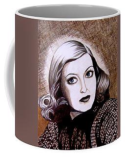 Bette Davis 1941 Coffee Mug