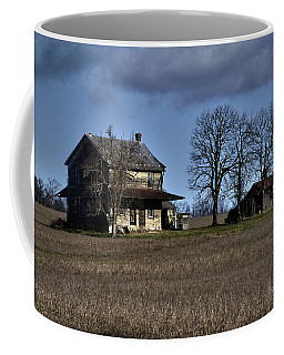 Coffee Mug featuring the photograph Better Days by Robert Geary