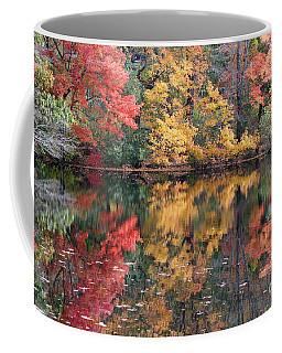 Betty Allen's Vibrant Colors Coffee Mug